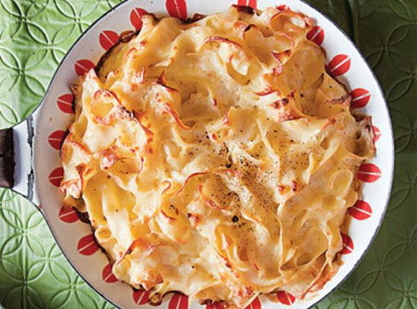 Lokshen Kugel (savory Noodle Kugel) Recipe