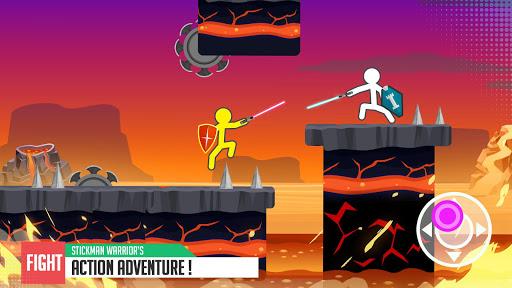 Supreme Stickman Battle Fight Warriors 2020 1.0 screenshots 6