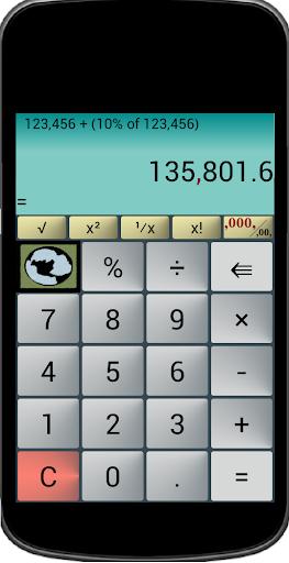 Multilingual Calculator