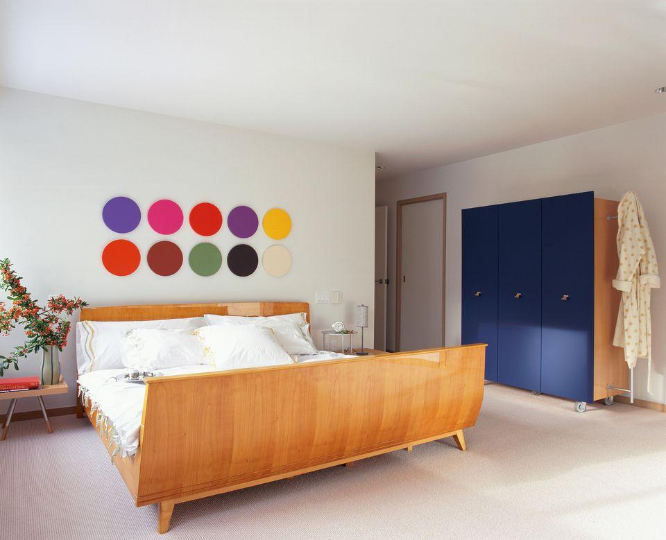 10 Inspirasi Desain Kamar Tidur Bergaya Kontemporer