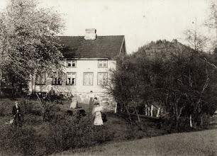 Photo: Fjebudalen, Risor Norway where my paternal grandmother, Kristin Amalie Stenersen, was born. http://artandersonmd.com/My_Norwegian_Ancestry/page7.html