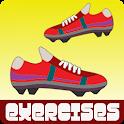 Football Exercises icon