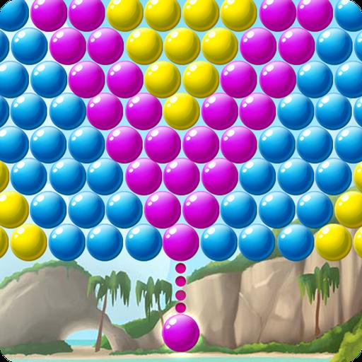 Bubble Beach Frenzy
