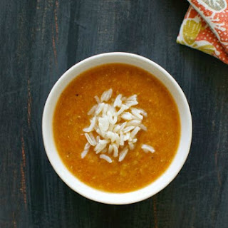 20 Minute Red Lentil Soup