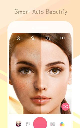 Sweet Selfie - selfie camera,beauty cam,photo edit 2.52.446 screenshots 1