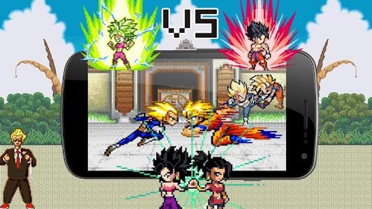 Saiyan Classic Battle: Ultimate Tap Z 1.0.1