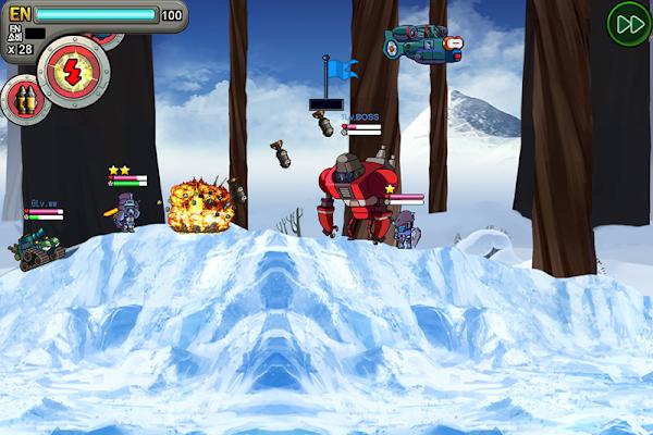 리그오브탱크 for Kakao - screenshot