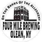 Logo for Four Mile Brewing
