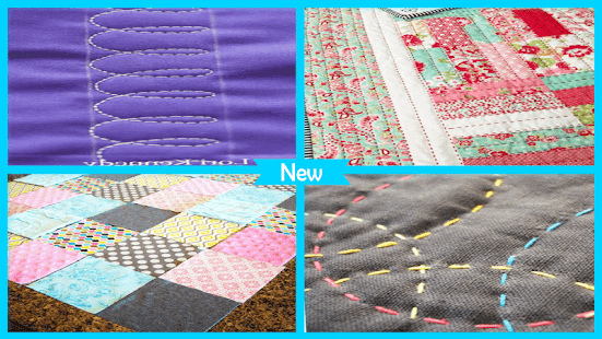 Beginner Guide Hand Quilting - náhled