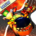SGR 2019 Free Cartoon And Arcade Kart Racing Game icon