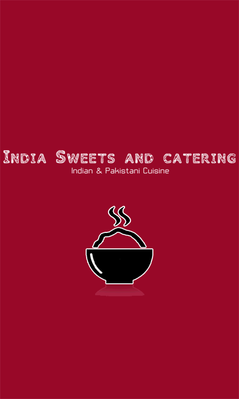 India Sweets & Catering- screenshot