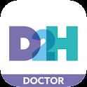 Doctor2Home - Impiego Medico icon