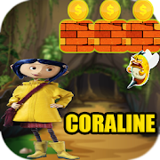 Coraline Adventure APK for Blackberry
