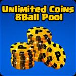 FREE Coins 8Ball Pool Prank icon