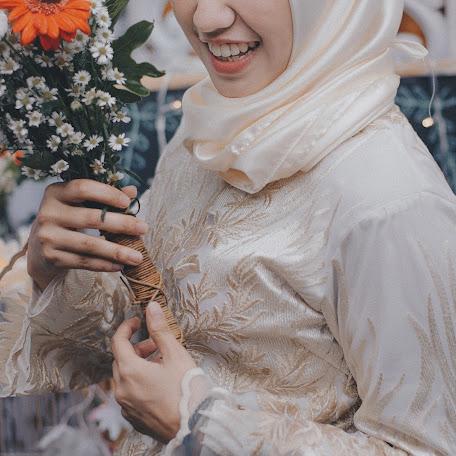 Wedding photographer Amsar Ramadhan (Amsar). Photo of 01.10.2017
