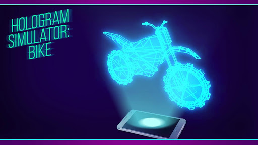 Hologram Simulator: Bike