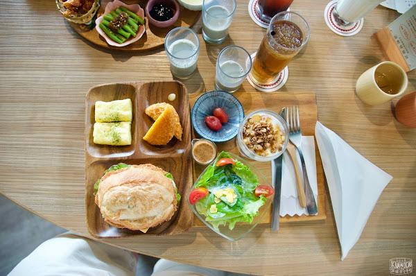 樂禾田-安平店 早午餐・日夕食・手燒厚鬆餅|安平超夯早午餐 午茶時光享受城市中片刻悠閒