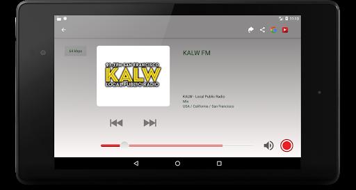 RadioNet Radio Online 1.83 screenshots 9