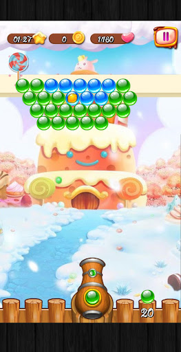 Candy POP - Bubble Shooter Lite Edition android2mod screenshots 5