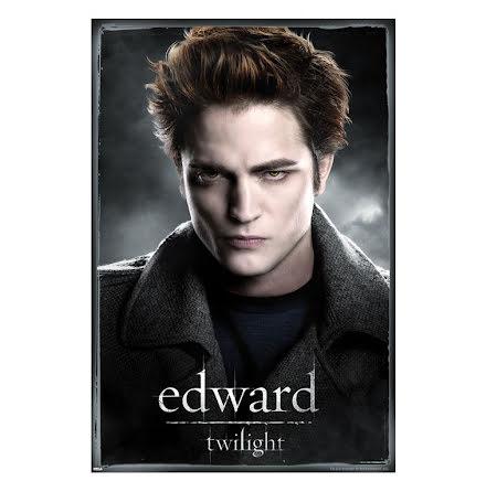 Poster - Twilight - Edward