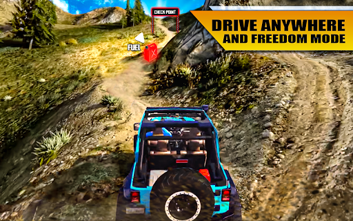 4x4 Suv Offroad extreme Jeep Game screenshots 5