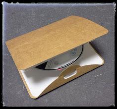 Photo: Case para CD/DVDs. Foto Ampliada 1