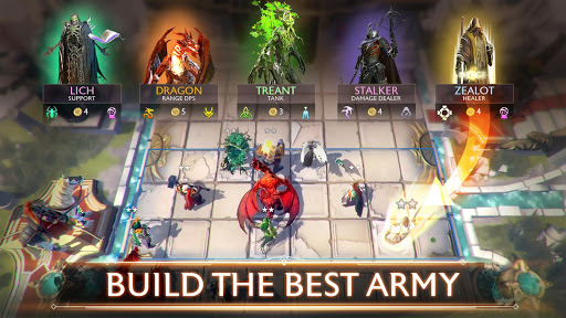 Might & Magic: Chess Royale - Heroes Reborn  screenshots 4