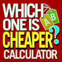 Which One Is Cheaper Calc icon