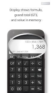 Calculator Advance - náhled