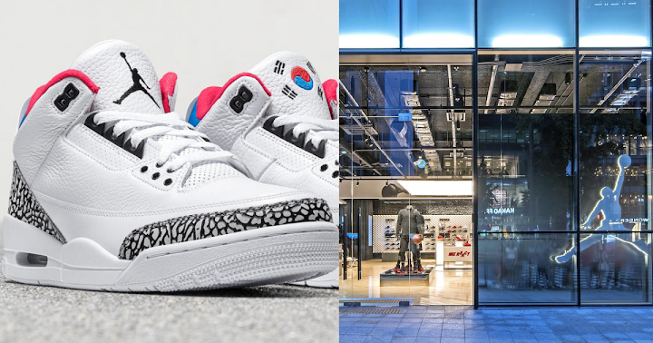 4d0ad013cfb57d Limited Edition Nike Air Jordan III  Seoul  To Be Released Exclusively In  South Korea