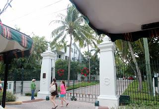 Photo: Truman House on Key West