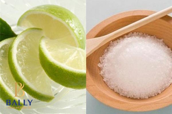 Phương pháp là m tan mỡ bụng nhanh nhất - chanh muối