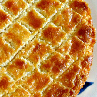 Dutch Buttercake (Boterkoek)