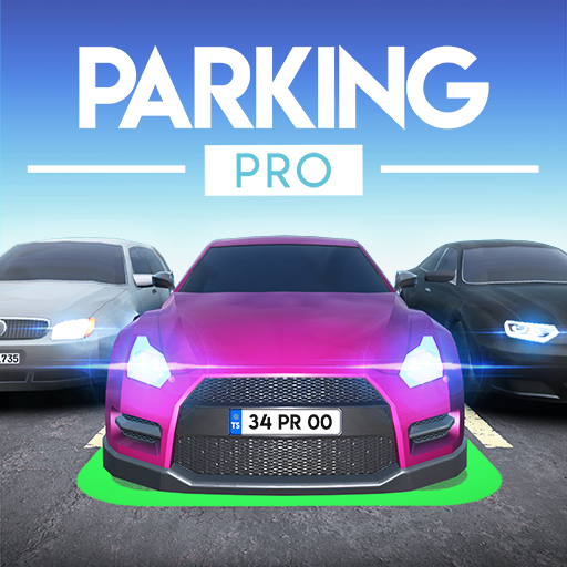 Car Parking Pro - Car Parking Game & Driving Game Icon