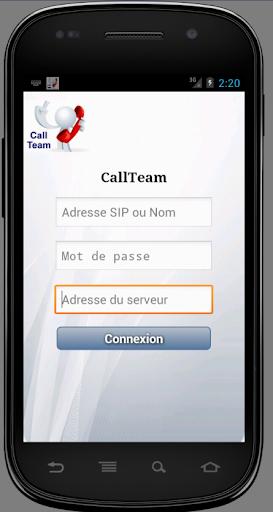 CallTeam