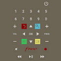 Freetv Télécommande Freebox Révolution et Delta icon