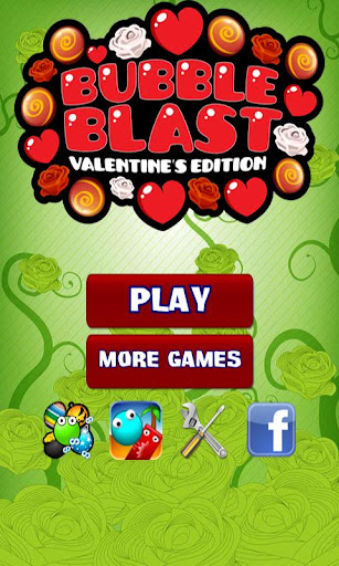 Bubble Blast Valentine  screenshot 5