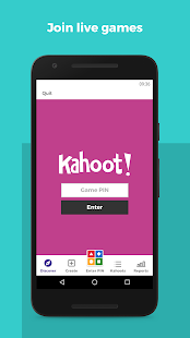 Kahoot! Screenshot