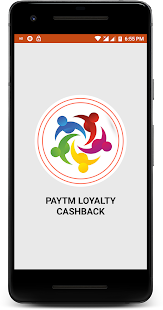 Paytm Loyalty Cashback - náhled