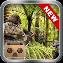 Commando Adventure Shooting VR icon