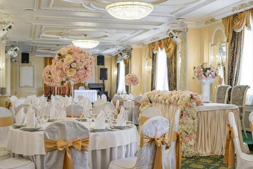 Зал «Версаль» в ресторане Парадайз для свадьбы 2