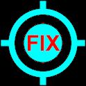 GPS Fix Utility icon