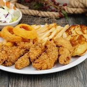 Chicken Strips Dinner