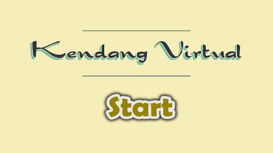 Kendang Virtual - náhled