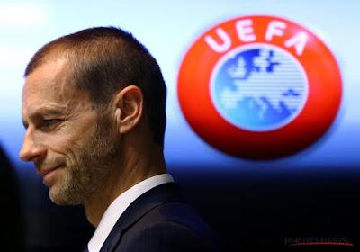 Super League : l'UEFA décide d'introduire un recours