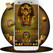 Pharaoh Keyboard Theme