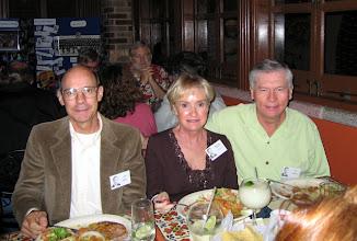 Photo: John Barton, Mary Bess Johnson, Tom Johnson