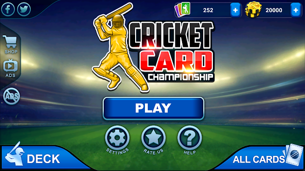 Cricket Card Championship