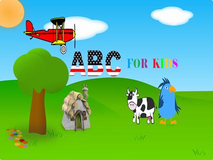 子供のゲームのためにABC