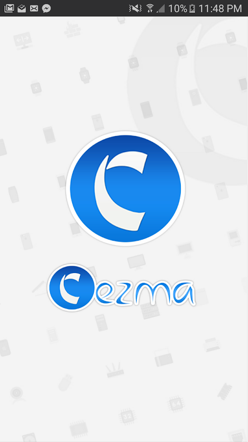 Cezma- screenshot